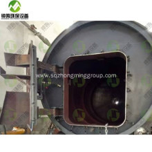 Waste Plastic Recycling to Oil Machine